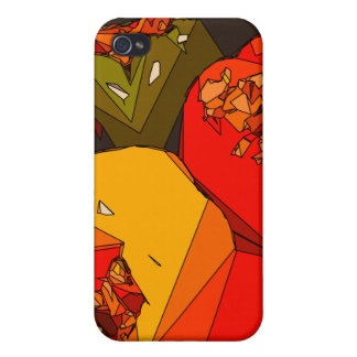 Spicy Bell Pepper Trio iPhone 4/4S Case