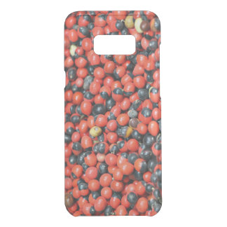 Spicy Floral Photo from Dubai [Red Pattern 3] Uncommon Samsung Galaxy S8 Plus Case