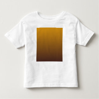 Spicy Gold Brown Ombre Toddler T-Shirt