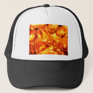 Spicy Hot Wings Trucker Hat