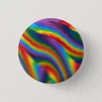 Spicy Rainbow 3 Cm Round Badge