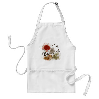 Spicy spices foodie top chef photo graphic standard apron