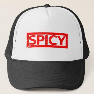Spicy Stamp Trucker Hat
