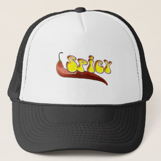 Spicy Trucker Hat