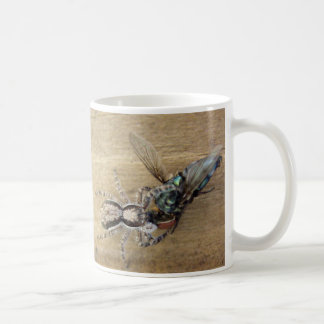 Spider and Fly Coffee Mug