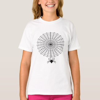 Spider and spiderweb T-Shirt