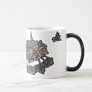 spider and the fly mug