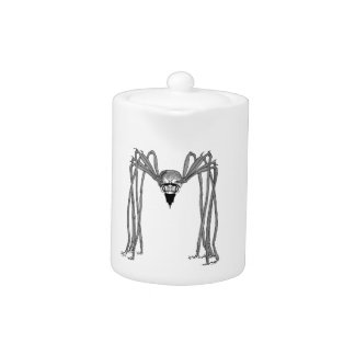 spider . black and white