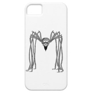 spider . black and white iPhone 5 cover