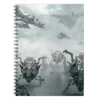 Spider Bots Notebooks