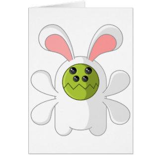 Spider Bunny Card