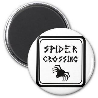 Spider Crossing Magnet
