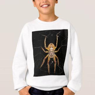 Spider design sweatshirt