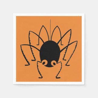 Spider Disposable Serviette