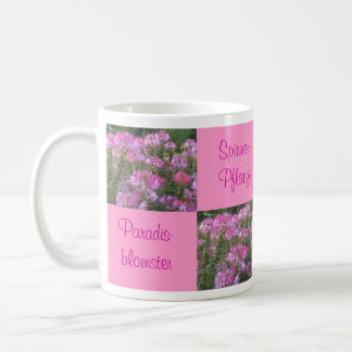 Spider Flower Coffee Mug