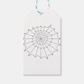 spider gift tags