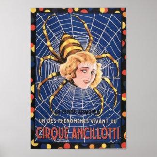 Spider Girl Poster