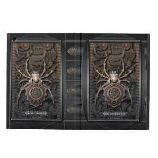 Spider Guard Steampunk. Cover For iPad Air