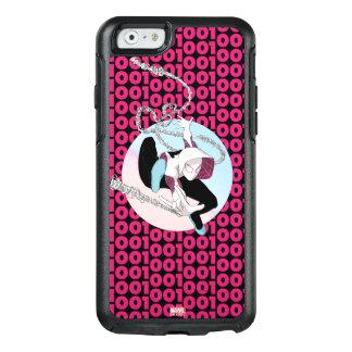 Spider-Gwen Binary Code OtterBox iPhone 6/6s Case