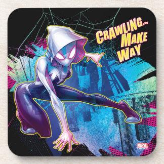 Spider-Gwen: Crawling… Make Way Coaster