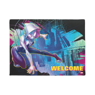 Spider-Gwen: Crawling… Make Way Doormat
