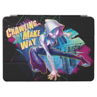 Spider-Gwen: Crawling… Make Way iPad Air Cover