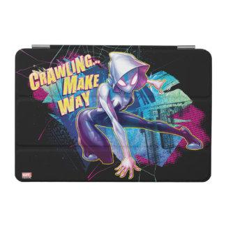 Spider-Gwen: Crawling… Make Way iPad Mini Cover