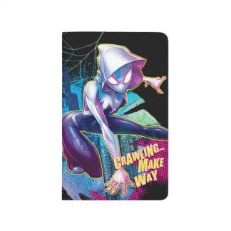 Spider-Gwen: Crawling… Make Way Journal