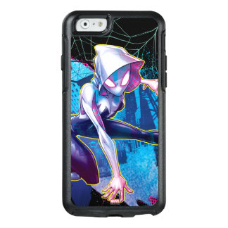 Spider-Gwen: Crawling… Make Way OtterBox iPhone 6/6s Case