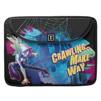 Spider-Gwen: Crawling… Make Way Sleeve For MacBooks