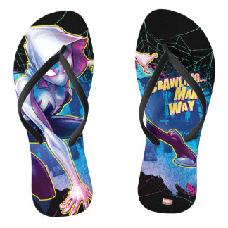 Spider-Gwen: Crawling… Make Way Thongs