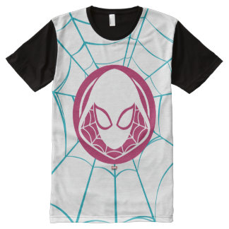 Spider-Gwen Icon All-Over Print T-Shirt