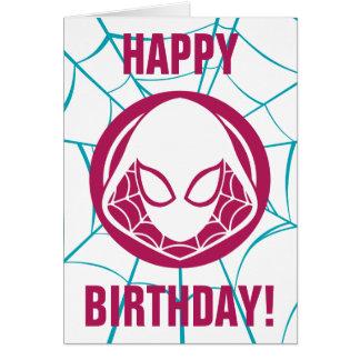 Spider-Gwen Icon Card
