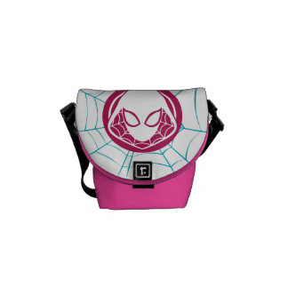 Spider-Gwen Icon Commuter Bags