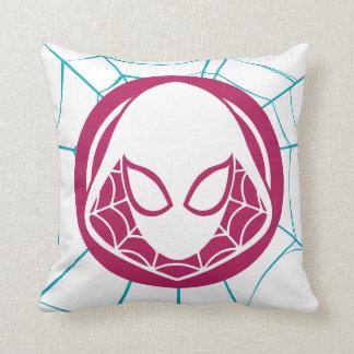 Spider-Gwen Icon Cushion