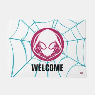 Spider-Gwen Icon Doormat