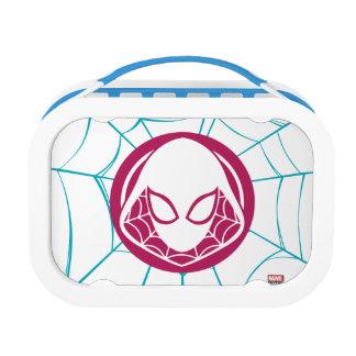 Spider-Gwen Icon Lunch Box