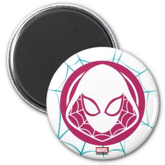 Spider-Gwen Icon Magnet