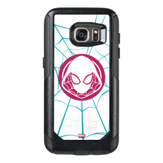 Spider-Gwen Icon OtterBox Samsung Galaxy S7 Case