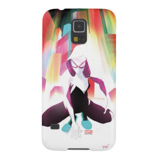 Spider-Gwen Neon City Galaxy S5 Covers