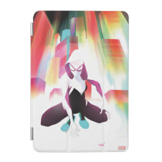 Spider-Gwen Neon City iPad Mini Cover
