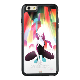 Spider-Gwen Neon City OtterBox iPhone 6/6s Plus Case