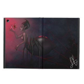 Spider Lady iPad Air Cases