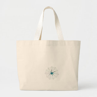 Spider Large Tote Bag