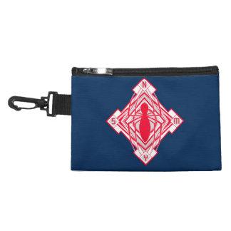 Spider-Man Art Deco NY Emblem Accessory Bag