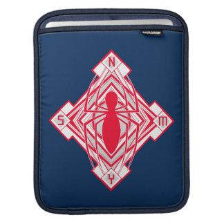 Spider-Man Art Deco NY Emblem iPad Sleeve