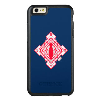 Spider-Man Art Deco NY Emblem OtterBox iPhone 6/6s Plus Case
