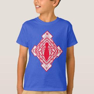 Spider-Man Art Deco NY Emblem T-Shirt
