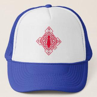 Spider-Man Art Deco NY Emblem Trucker Hat
