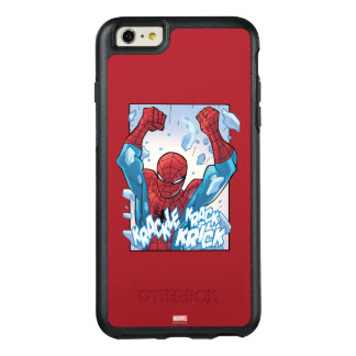 Spider-Man Breaking Glass OtterBox iPhone 6/6s Plus Case